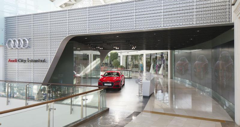 Audi City İstinye Park Avm İstanbul