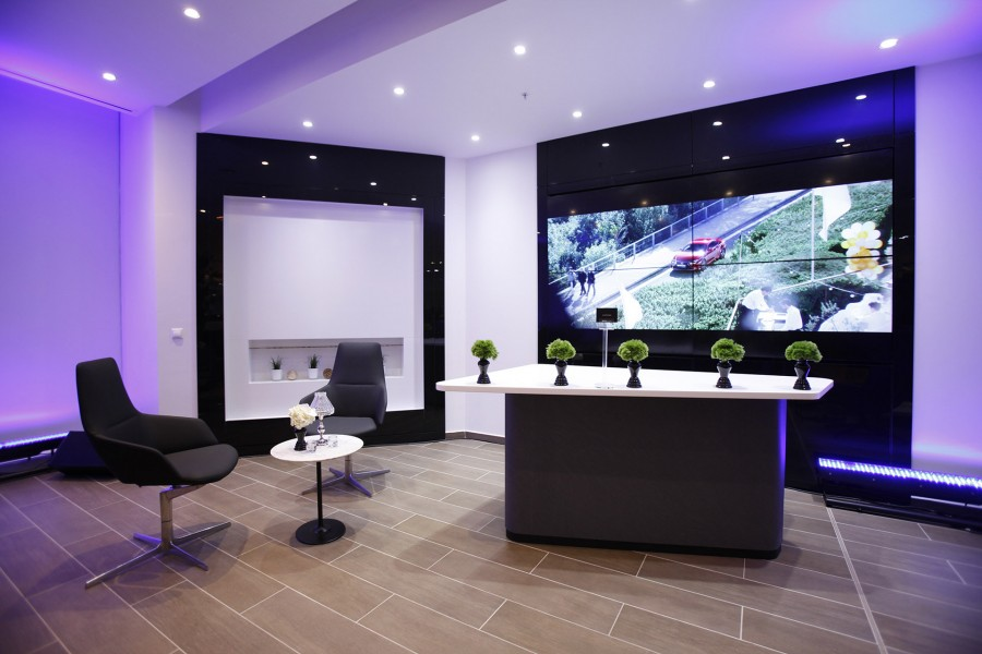 lexus showroom istanbul