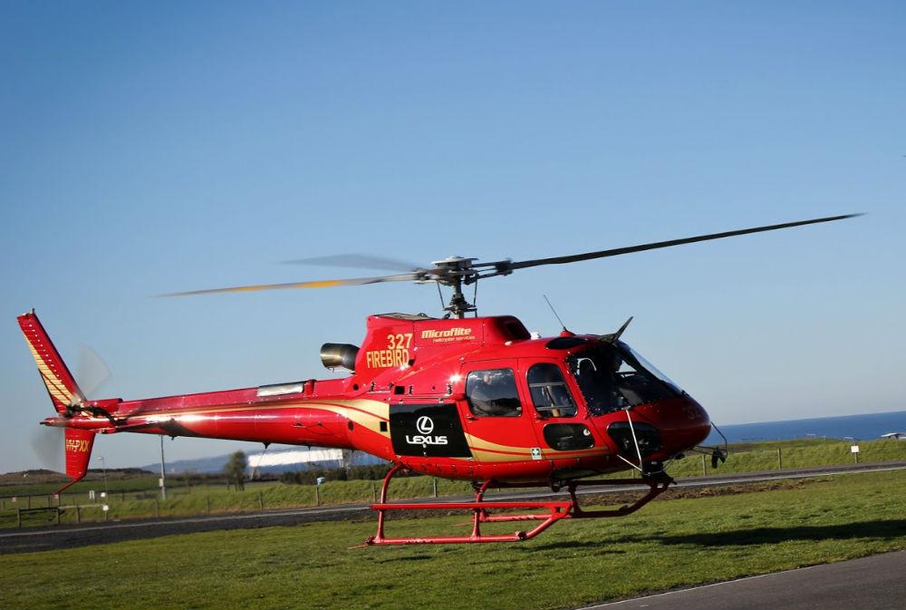 Lexus helikopter