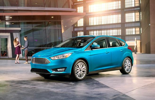 Ford Focus titanium bayram kampanyası