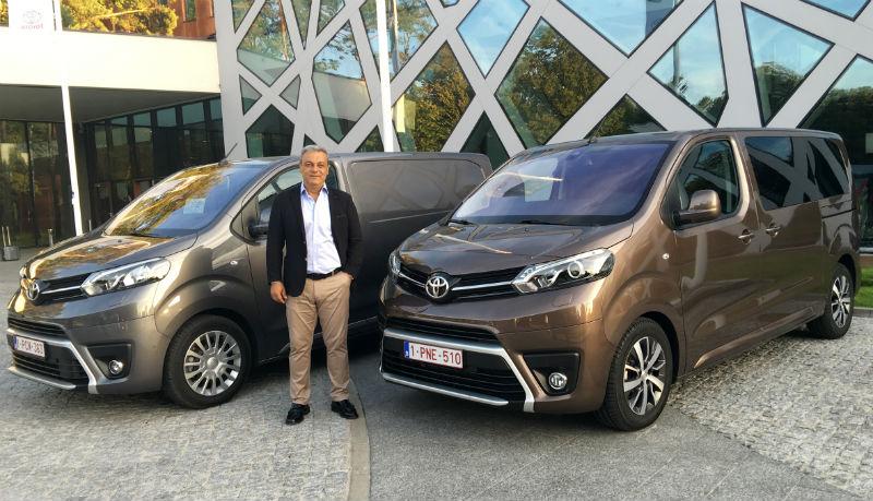 Toyota Proace Van ve Toyota Proace Verso
