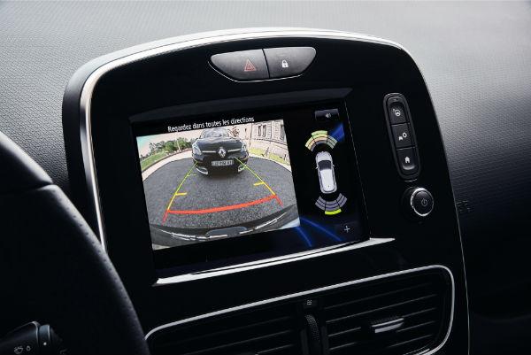 Yeni clio geri görüş kamerası 2016