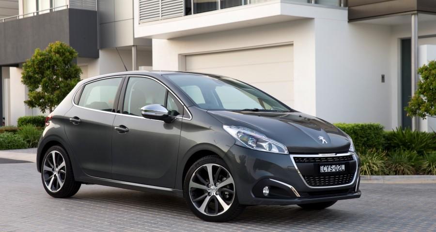 Peugeot 208 yıl sonu kampanyası