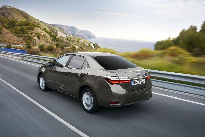 Toyota Corolla Yıl sonu kampanyası