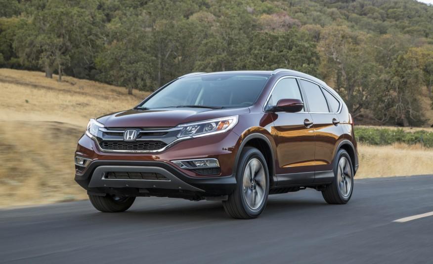 Honda 2017 ÖTV indirimi kampanyaları, Honda CR-V
