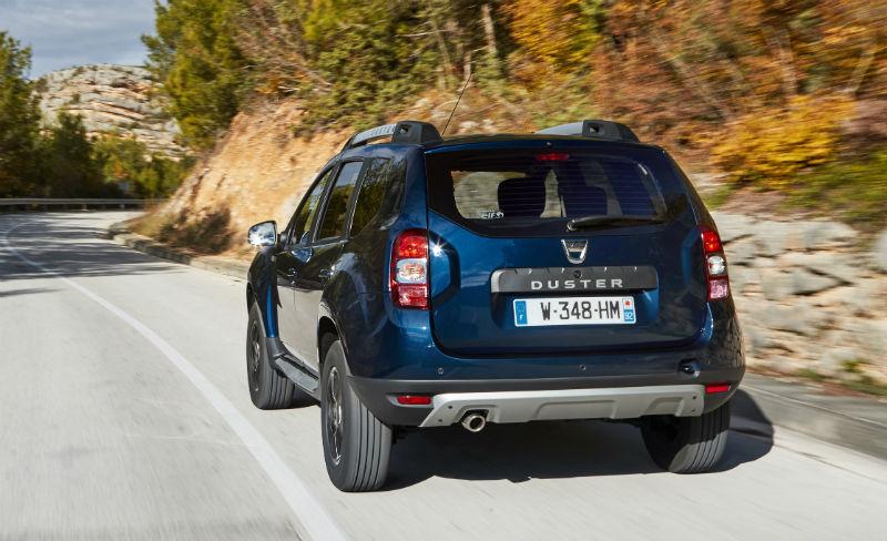 Dacia Duster Otomatik vites