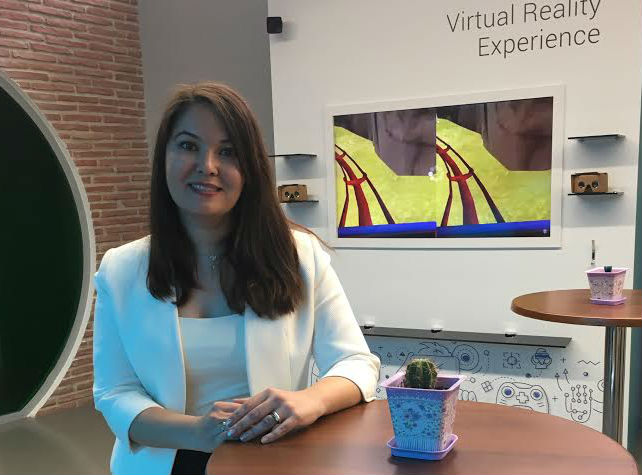 Tur Assist Pazarlama Müdürü Esra Karagöz