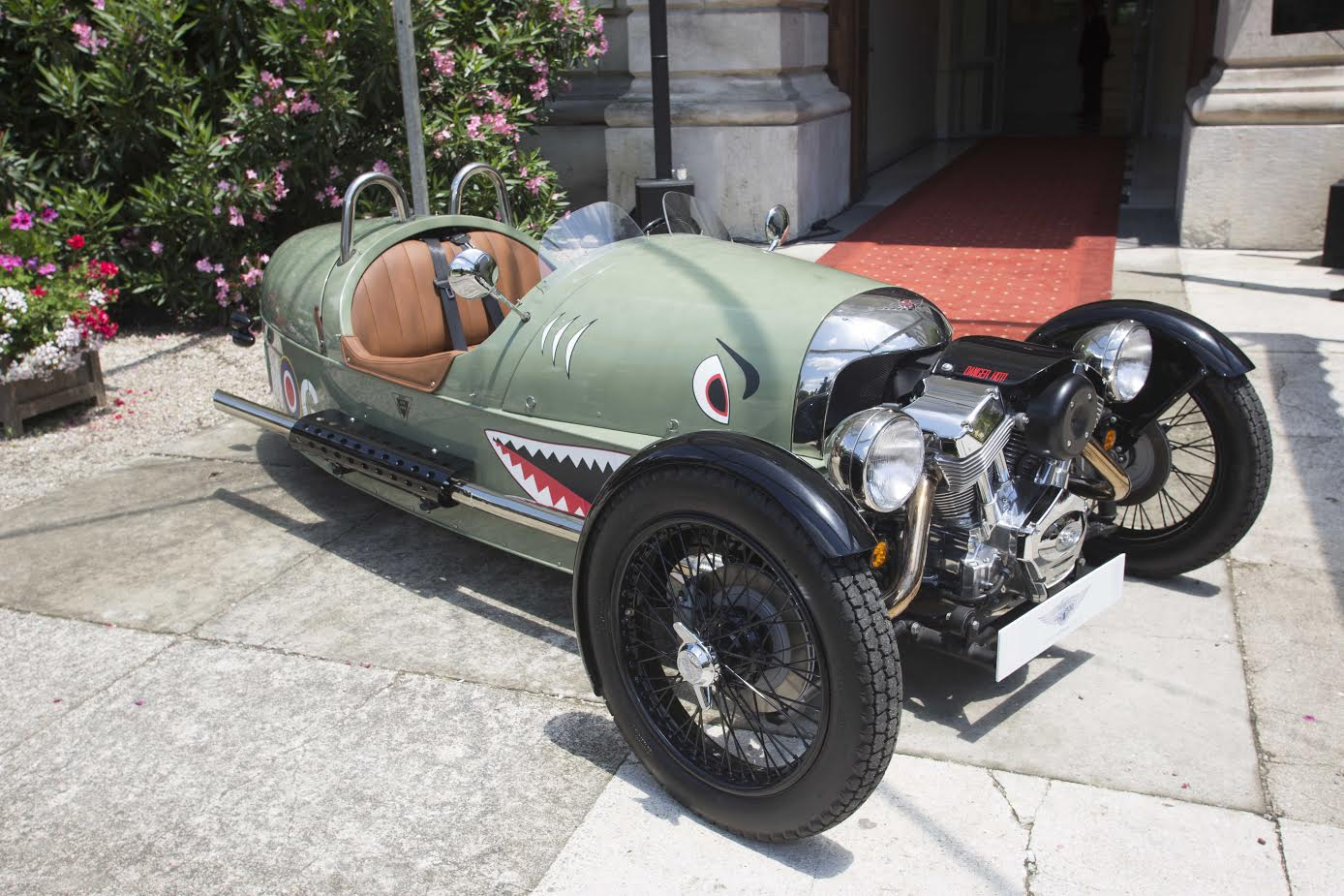 Morgan 3 wheeler, Türkiye