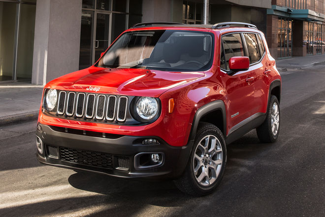 Jeep Renegade 2017 seneye öde kampanyası