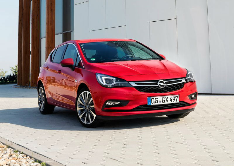 Opel Astra kampanyası 2017 temmuz