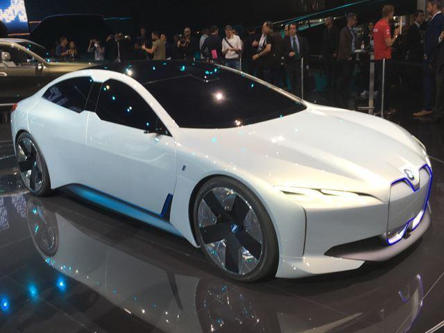 BMW i5, BMW i vision konsept, frankfurt
