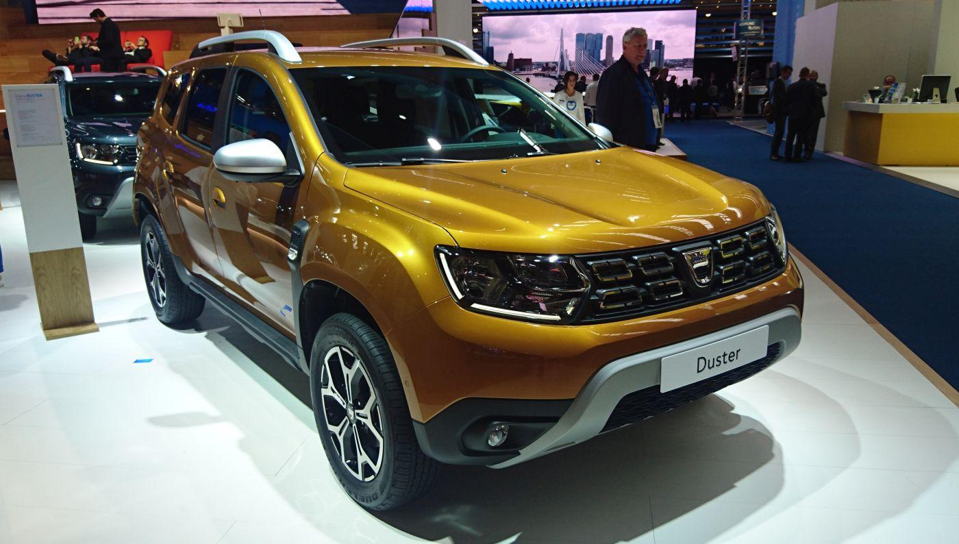 Dacia Duster 2.nesil