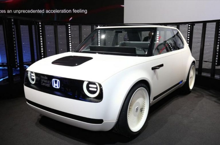 Honda EV Konsept