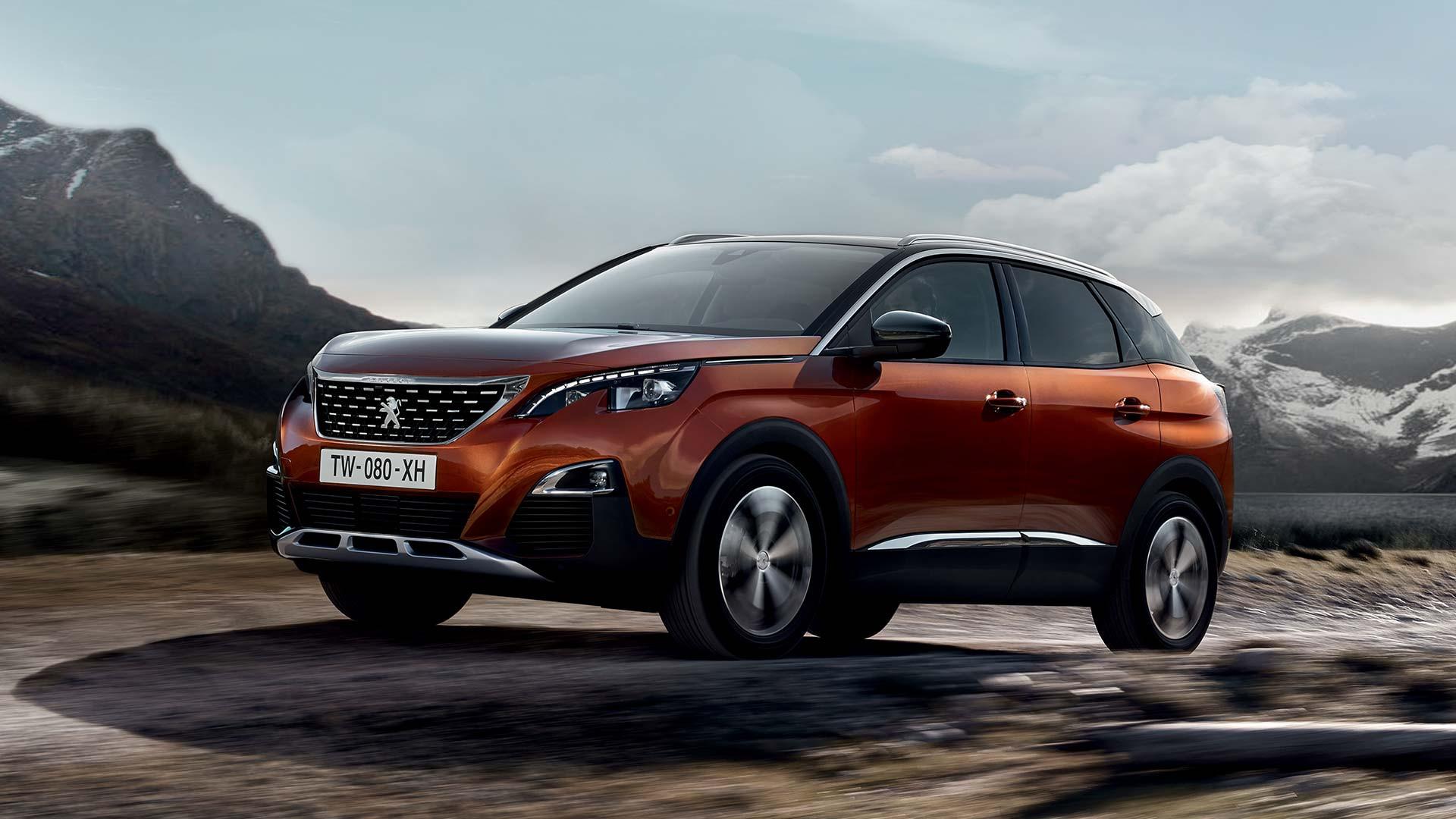 Peugeot 3008 suv kdv yarısı bizden yılsonu kampanya