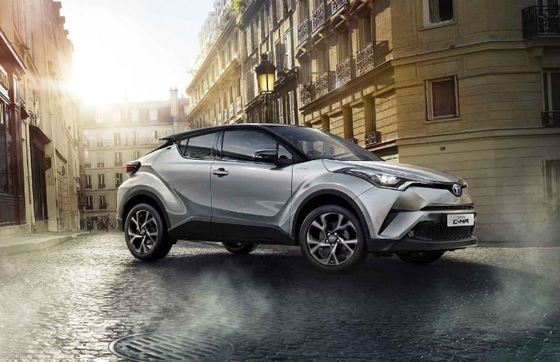 Toyota C-HR Hibrid yıl sonu kampanyası