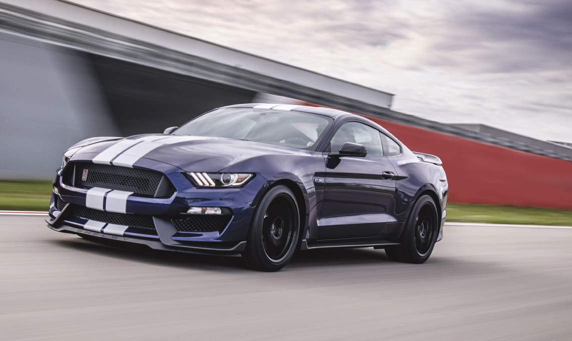 Ford, Mustang Shelby