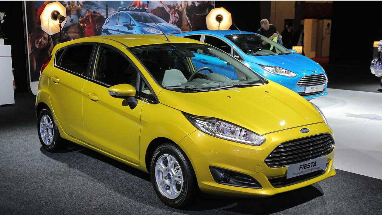 Ford Fiesta 2020 Sarı