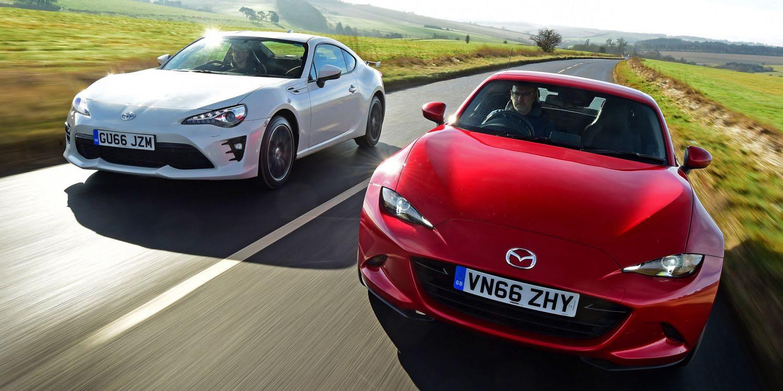 Mazda ve Toyota