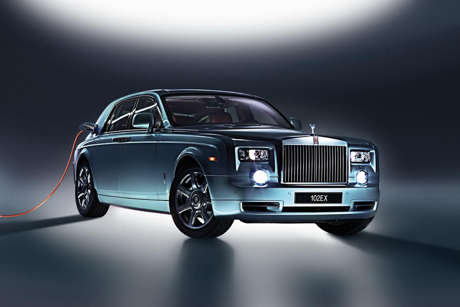 Rolls-Royce Klasiği Artık Elektrikli