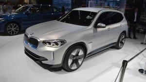BMW'nin Yeni Elektrikli Canavarı BMW iX Tanıtıldı