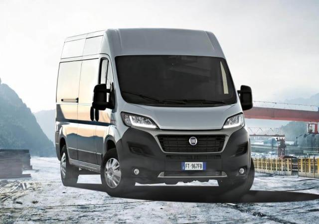 Fiat ducoto 2019