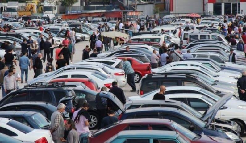 ikinci el araba piyasası arabacom