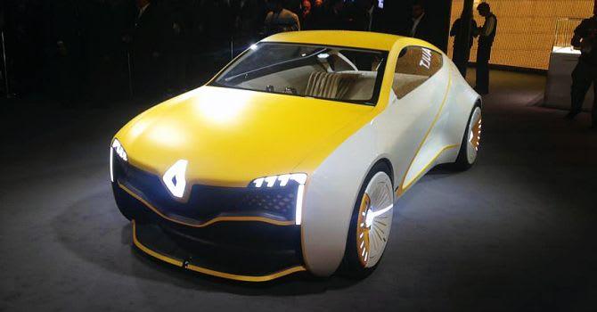 Geçmişten Gelen Konsept: Renault 5