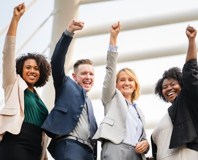 Happy employees lower the turnover rate