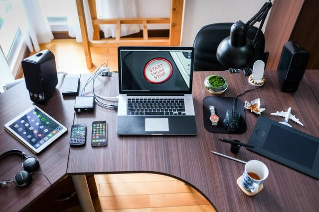 Technology and home office