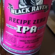 blackRavenBrewingCompany_recipeZero