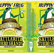 hoppin'FrogBrewery_anejoTequilaBarrel-AgedSattleritaTurboShandyCitrusAle