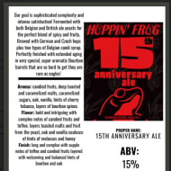 hoppin'FrogBrewery_15thAnniversary
