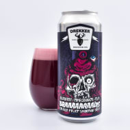 drekkerBrewingCompany_braaaaaaaains-Blueberry,Pomegranate,Plum