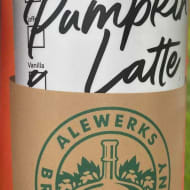 alewerksBrewingCompany_pumpkinLatte