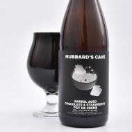 hubbard'sCave_barrelAgedChocolate&StrawberryPotDeCrème(2020)