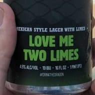 blackFireBrewing_loveMeTwoLimes(MexicanLager)