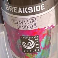 breaksideBrewery_guavaLimeSparkler