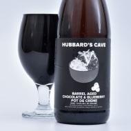hubbard'sCave_barrelAgedChocolate&BlueberryPotDeCrème(2020)
