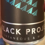 blackProjectSpontaneous&WildAles_mATADOR
