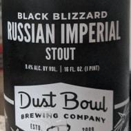 dustBowlBrewing_blackBlizzard