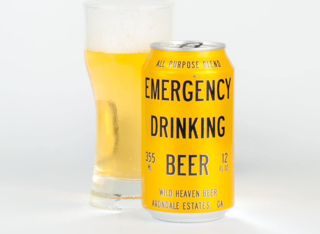 wildHeavenBeer_emergencyDrinkingBeer