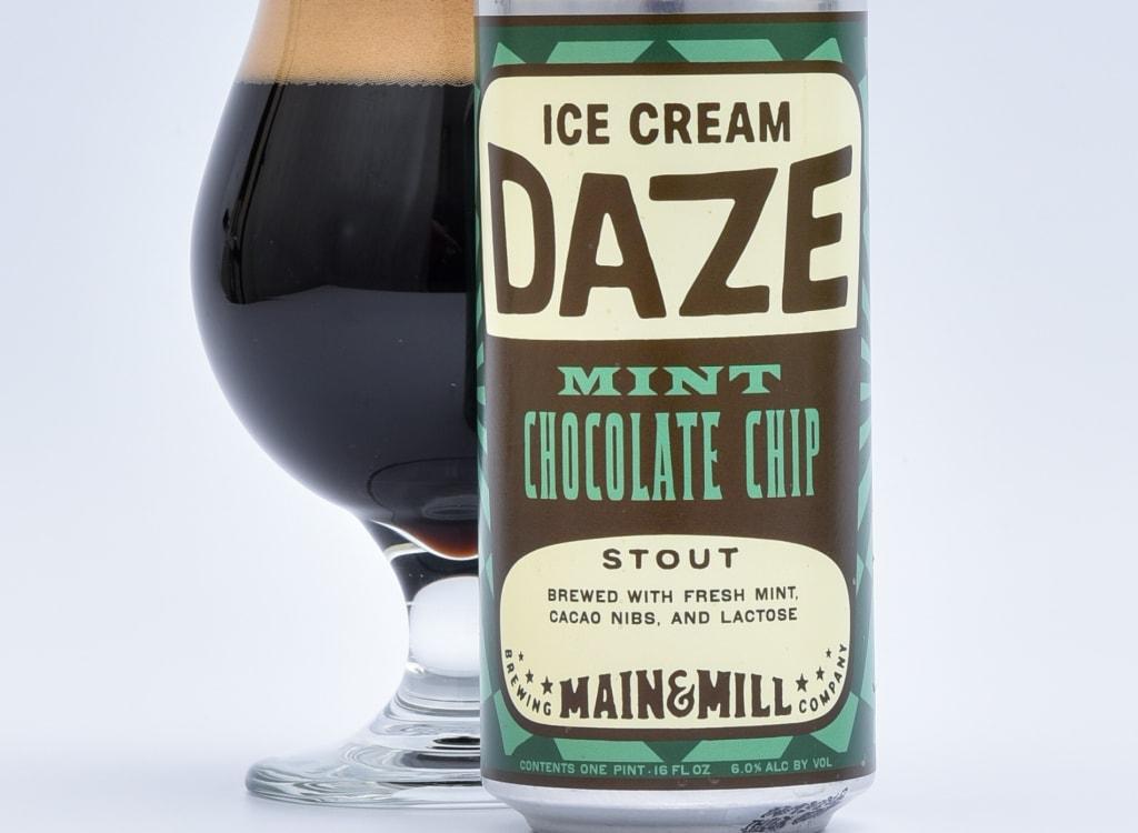 main&MillBrewingCompany_iceCreamDaze:MintChocolateChip