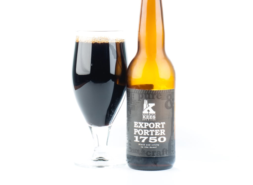 brouwerijKees!_exportPorter1750