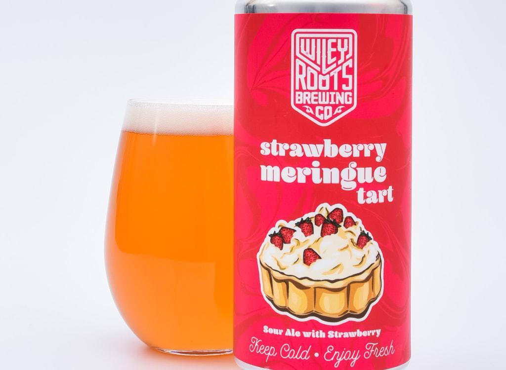 wileyRootsBrewingCompany_strawberryMeringueTart