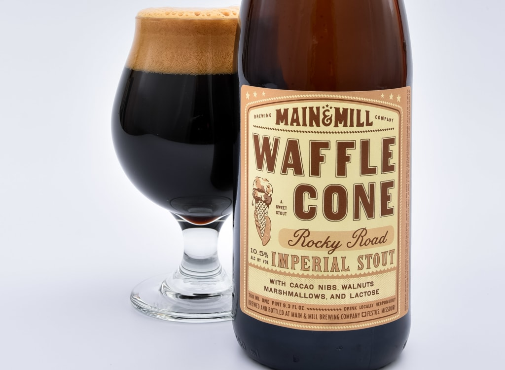 main&MillBrewingCompany_waffleCone-RockyRoad