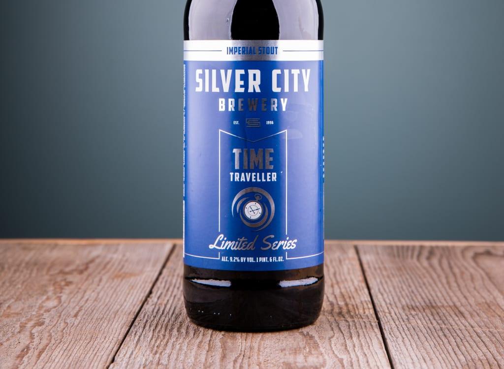 silverCityBrewery_timeTravellerImperialStout(2017)