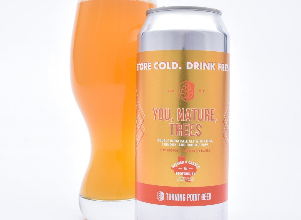 turningPointBeer_you,Nature,Trees