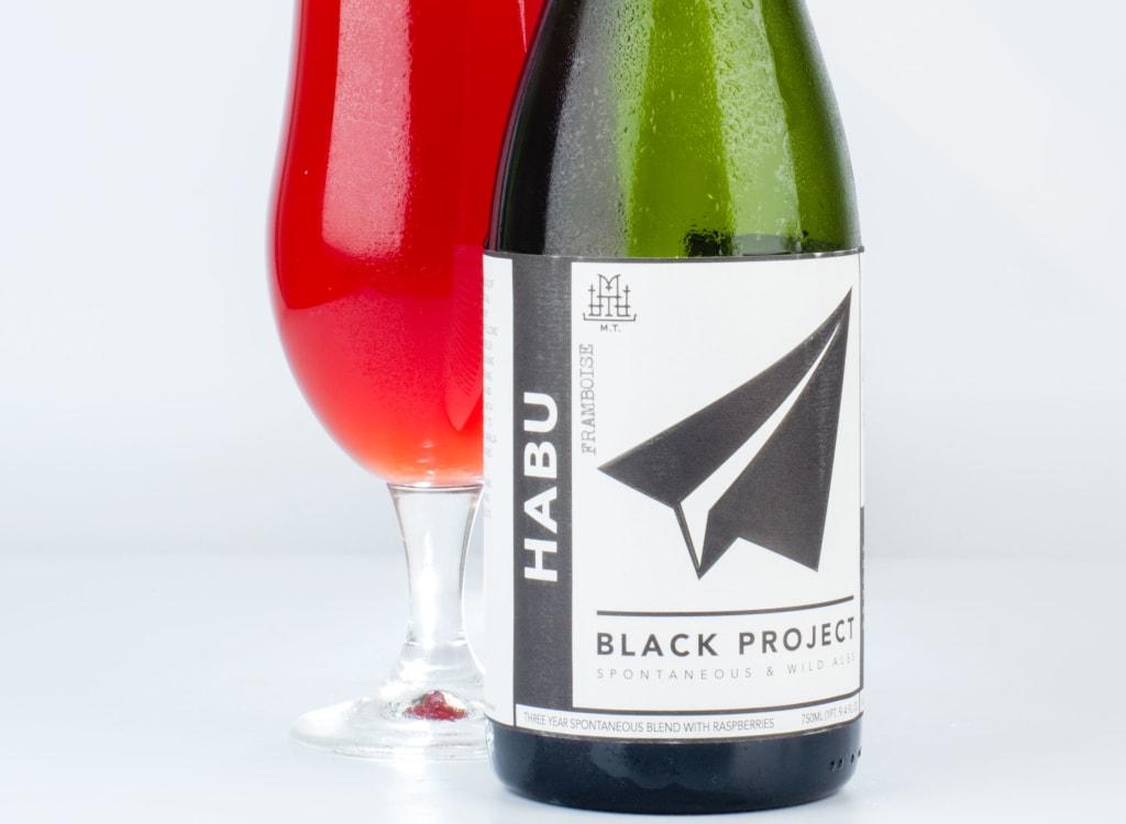blackProjectSpontaneous&WildAles_habu:Framboise