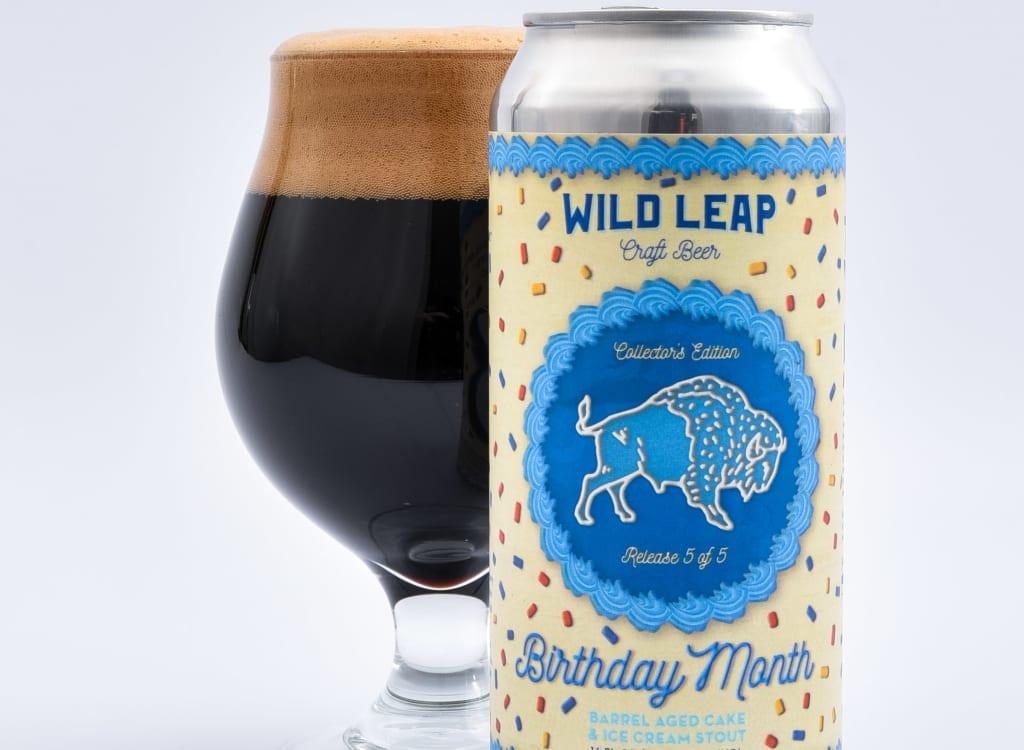 wildLeapBrewCo_birthdayMonth:BarrelAgedCake&IceCreamStout