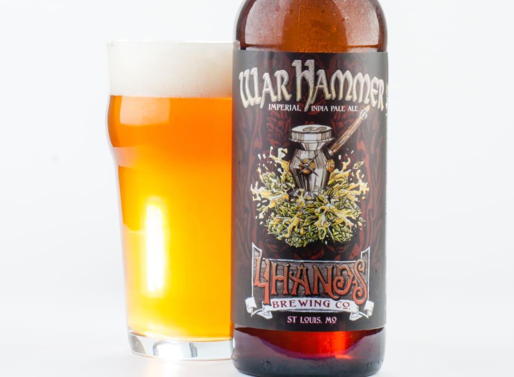 4HandsBrewingCompany_warHammer